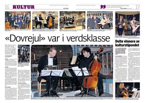 Presse Klassisk Musikk 500